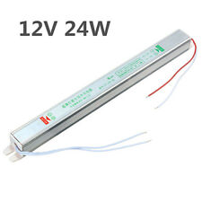 IP20 AC100V-264V To DC12V 24W Switching Power Supply Driver Adapter