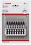 Bosch 50mm PH2 Screwdriver Bits x8 Torsion Impact Control 2608522330