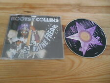 CD Pop Bootsy Collins - Do The Freak (8 Song) MCD WEA sc