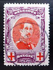 BELGIUM 1915 Red Cross SG159 Fine/Used NB1873
