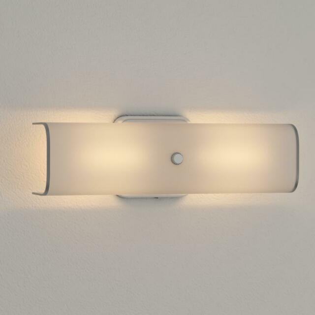 Hampton Bay Light White Surface Mount Vanity Glass Shade Refreshing Warm For Sale Online Ebay