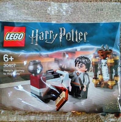 Lego Wizarding World Set 30407 Harry/'s Journey to Hogwarts Sealed Polybag Set