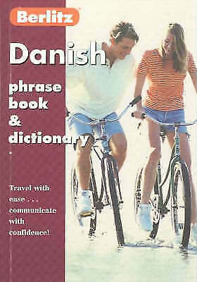 Berlitz Guides, Berlitz Danish Phrase Book and Dictionary (Berlitz Phrasebooks),