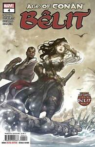 Age-of-Conan-Belit-4-Female-Barbarian-Marvel-Comic-1st-Print-2019-COVER-A
