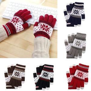 2pcs-Unisex-Mens-Women-Winter-Warm-Christmas-Xmas-Gloves-Gifts-Durable-M1T9