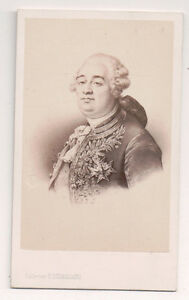 Vintage-CDV-King-Louis-XVI-of-France-E-Desmaisons-Photo