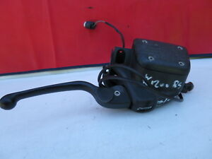 HAND-BRAKE-LEVER-MASTER-WILL-FIT-BMW-K1200RS-FROM-06-2001-PART-32727710201