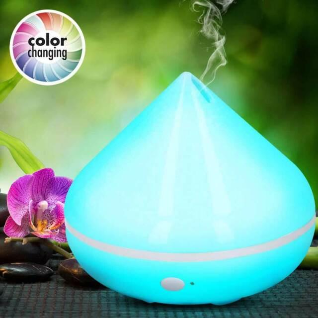 Diffusore Aromi Profumo USB 6 Luce LED Cambia Colore Aromaterapia Grundig