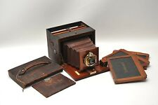 EASTMAN KODAK FOLDING NO.5 CAMERA for 5x7 Glass Plates