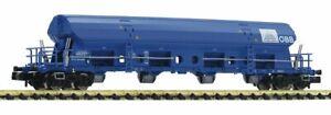 Fleischmann-845418-N-Gauge-OBB-Tadgs-Swing-Roof-Wagon-VI