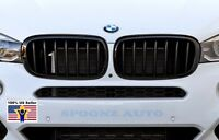 Gloss Black Front Grill Surround Bmw 2014-16 X6 Series F16 - M Power