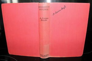 Rodney-Stone-Sir-Arthur-Conan-Doyle-Published-by-John-Murray-1948