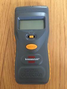 Brennenstuhl Digital Détecteur électrique-afficher Le Titre D'origine