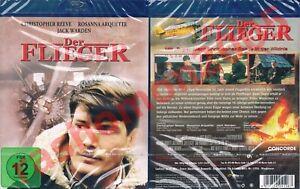 Blu-Ray-THE-AVIATOR-Christopher-Reeve-Rosanna-Arquette-Jack-Warden-Region-B-NEW