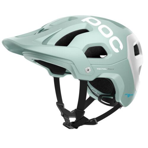 CASQUE POC Mountain Bike tectal Rotation Race Apophyllite vert//blanc mat XS//S