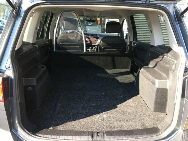 VW Touran 1,6 TDi 115 Comfortline Van - billede 5