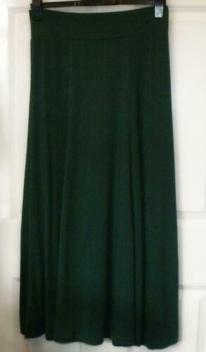 """New Being Casual Enfiler Vert Forêt Jupe Taille 12 36/"""" Ou 34/"""" Longueur # 27#"""