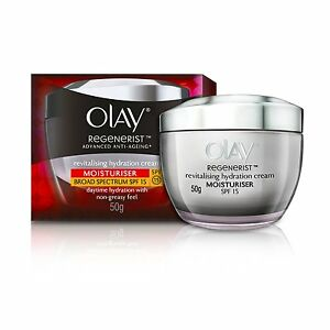 Olay Regenerist Advanced Anti-Ageing Revitalising Day Cream SPF 15 UVA/UVB (50g)