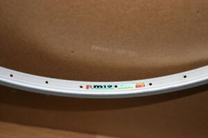 "WEINMANN RM19  36H---27/"" x 1-1//4/""  SILVER BICYCLE RIM"