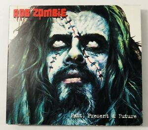 Past-Present-amp-Future-Clean-Edited-by-Rob-Zombie-CD-Sep-2003-2-Discs