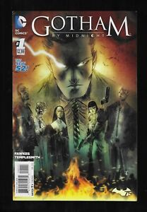 Details about  /Gotham by Midnight #1 2015 VF//NM DC Comics $4 Combined Shipping New 52