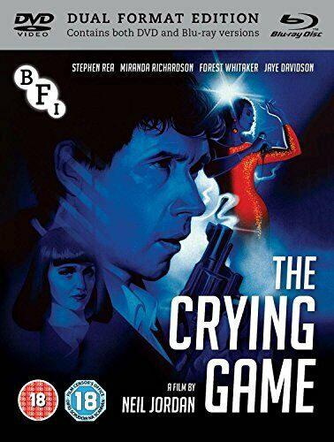 The Crying Game DVD  Blu-ray