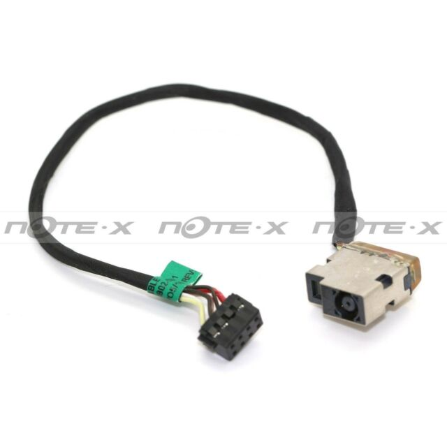 DC JACK connector For Hp PN 709802-sd1, (With Cable)