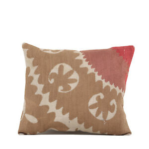 14-034-x-16-034-Pillow-Cover-Suzani-Pillow-Cover-Vintage-FAST-Shipment-With-UPS-10194