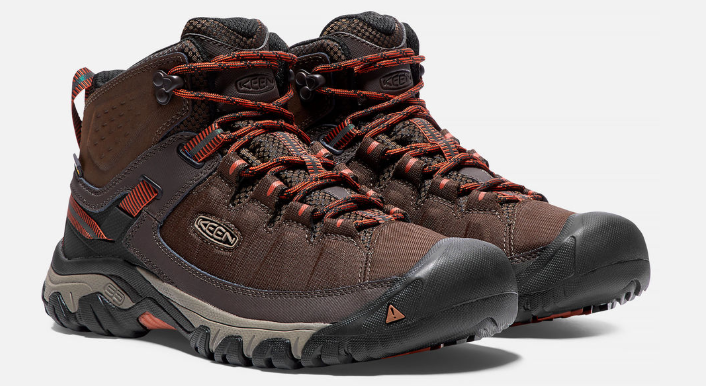 Keen Targhee EXP Mid Top Size Size Size 13 M (D) EU 47 Men's WP Hiking Boots Mulch 1017718 088227