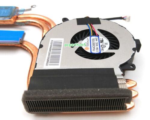 New MSI GE72VR GP72VR GP72M Laptop Fan With Heatsink AAVID PAAD06015SL N366 N372