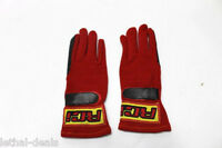Rci Race Gloves Nomex Single Layer Red Sfi 3.3/1 Racing Jr. Xs Extra Small