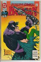 DC Comics Batman In Detective #657 March 1993 NM