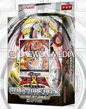 "YUGIOH CARDS Structure Deck ""Cyber Dragon Revolution"" / Korean Ver"