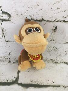 World Of Nintendo Baby Donkey Kong Plush Guerrilla Monkey ...