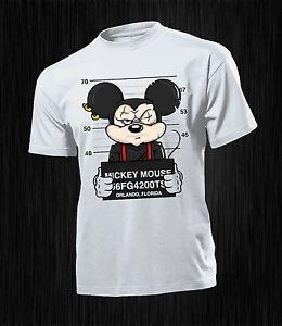 t shirt donna divertenti  TSHIRT UOMO T-SHIRT DONNA DIVERTENTE MICKEY MOUSE CRAZY TOPOLINO | eBay