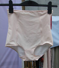 Yummie Tummie $62 BNWT Shaping Tricot Mesh Combo Shaping Corset Nude Panty SZ XS