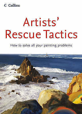 1 of 1 - Artists' Rescue Tactics: How to Solve All Your Painting Problems by Artist Maga…