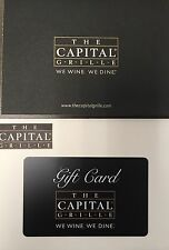 Capital Grille Gift Card $100 Use At Olive Garden, Yard House, Darden Restaurant