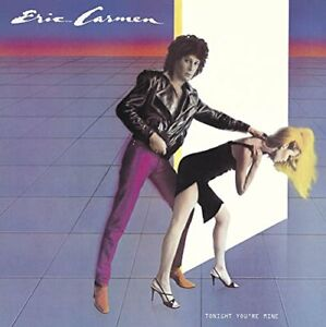 ERIC-CARMEN-TONIGHT-YOU-039-RE-JAPAN-MINI-LP-BLU-SPEC-CD2-BONUS-TRACK-Ltd-Ed