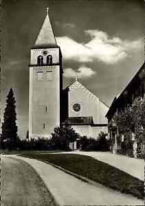 Kirchen-Motiv-Postkarte-St-Zeno-Kirche-in-Bad-Reichenhall-AK-ungelaufen-1970