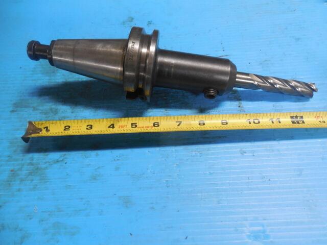 """Bridgeport CNC 40 Taper End Mill Holder 1.25/"""""""