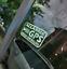 miniatuur 3 - Adesivi satellitari specchiati trasparenti antifurto gps interno auto 2 colori