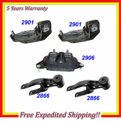 Front Right Engine Motor Mount for 2000-2005 Chevrolet Impala 3.8L A2906 2906