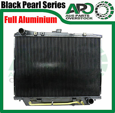 Full Aluminium Alloy Radiator Holden Rodeo TF V6 3.2L 1998-2003 Auto & Manual