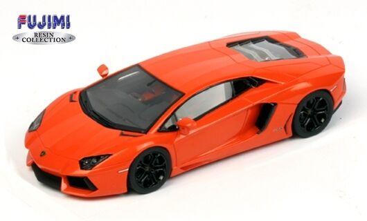 Lamborghini Aventador LP700-4 2012 Arancio Fujimi 1 43 Model