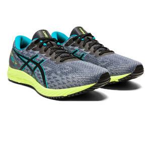Asics-Homme-Gel-ds-Trainer-25-Chaussures-De-Course-Baskets-Sneakers-Vert-Gris-Sports