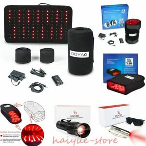 DGYAO-Red-Light-Therapy-Infrared-Light-Muscle-Back-Pain-Relief-For-Mom-Dad-Gift