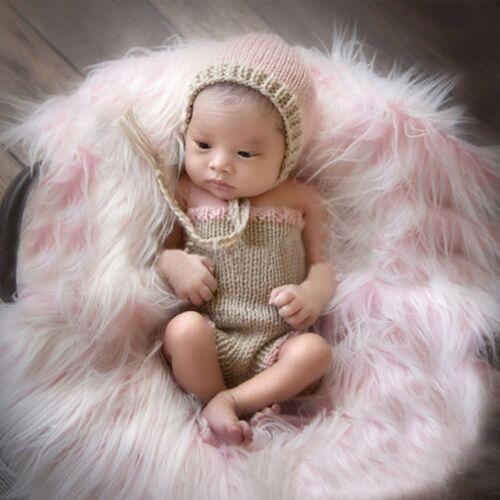 Baby Girl Boy Newborn Knit Clothes Photo Crochet Costume Photography Prop