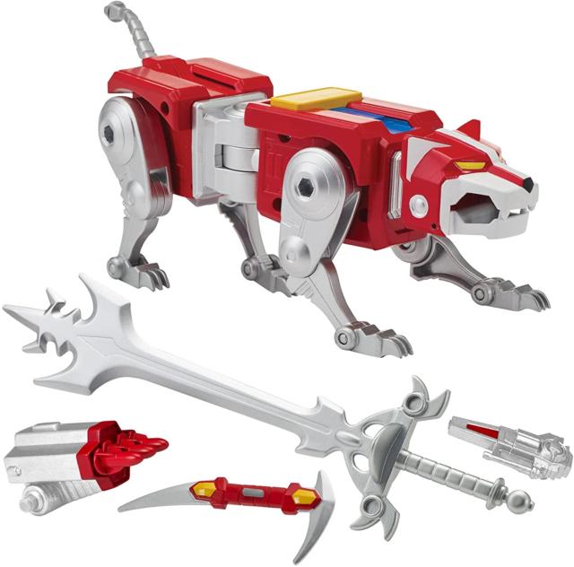 Voltron Classic Combining Blue Lion Action Figure