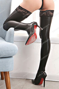 Cum on wifes stockings